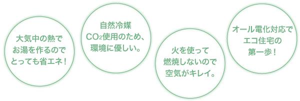 仙台市野田電気のエコキュート